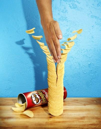 - Pringles, Grey Advertising