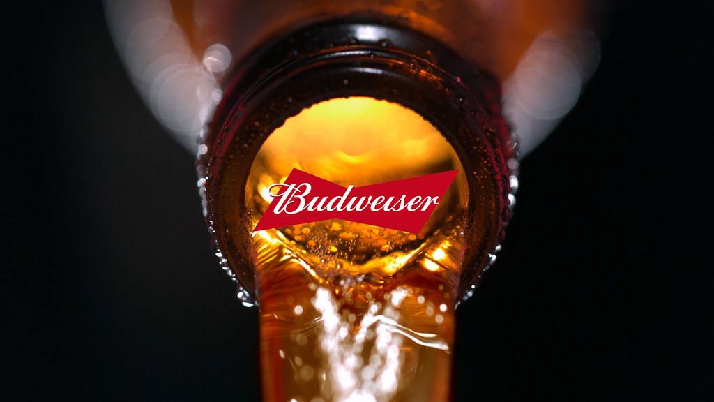 BUDWEISER - BE A KING - BUDWEISER - BE A KING