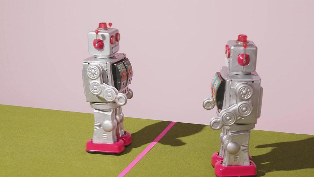 #Isolate+Create Robot Battle -