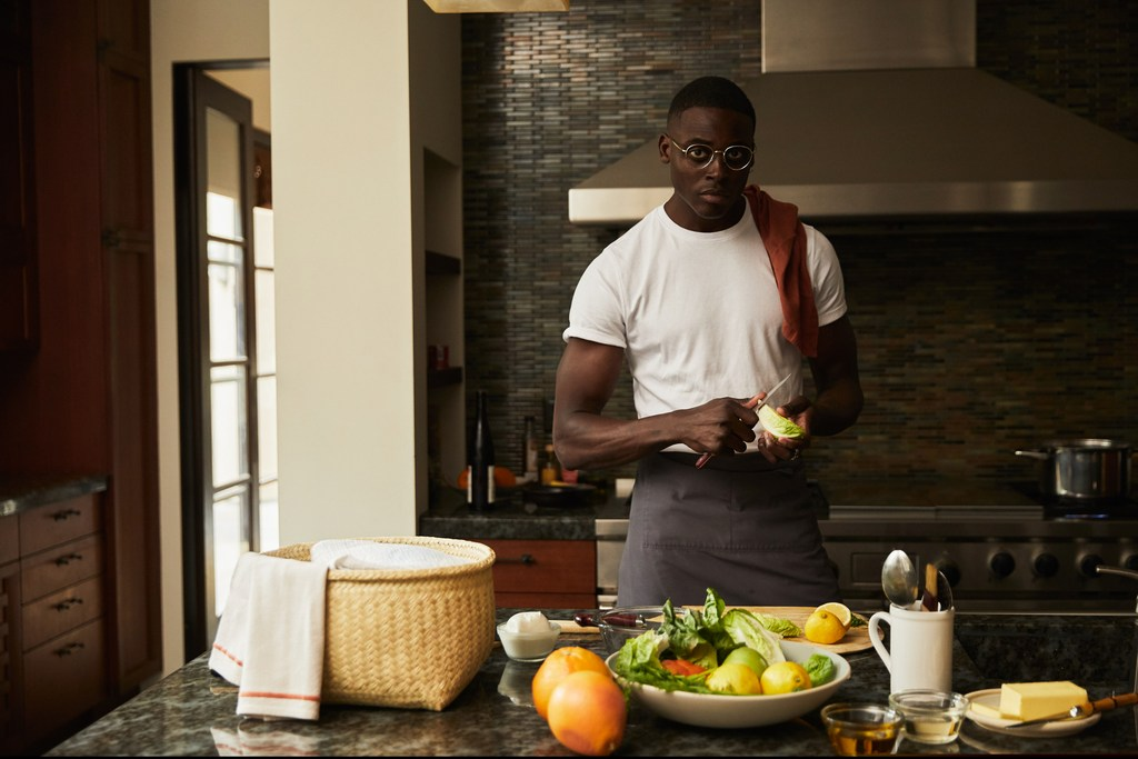 Chef Rōze Traore for Oliver Peoples -