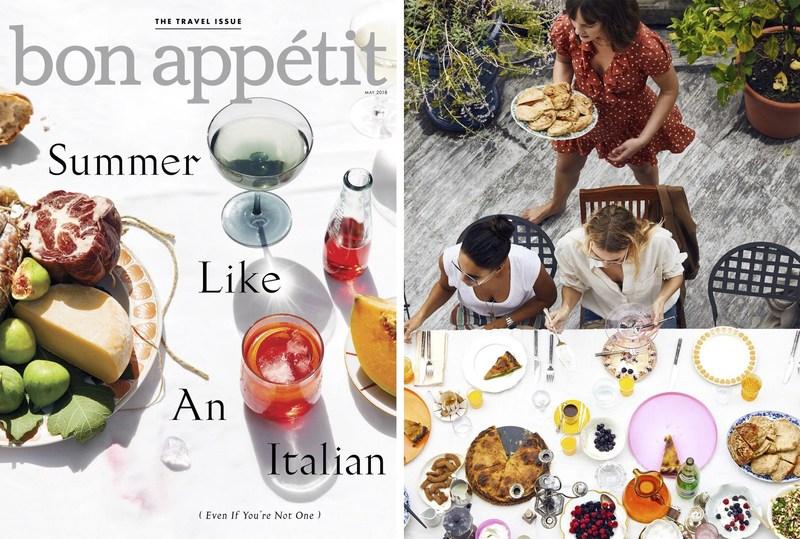 Apostrophe News Kalen Kaminski Bon Appetit